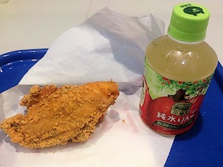 ケンタッキーフライドチキン焼きフライドチキン