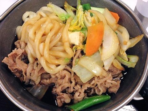 すき家新牛すき鍋定食