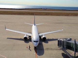 スカイマーク空の旅神戸空港