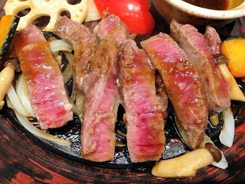 大戸屋ごはん処和牛のビフテキ定食