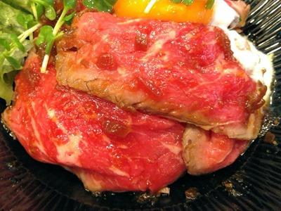 一乃屋ローストビーフ丼