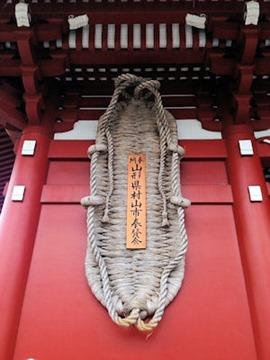 浅草観光/浅草寺/宝蔵門(仁王門)