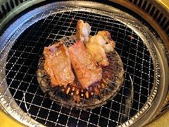 じゅうじゅうカルビ石焼スンドゥブラーメン&焼肉ランチ