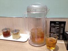 羽田大勝軒のこだわりのお茶