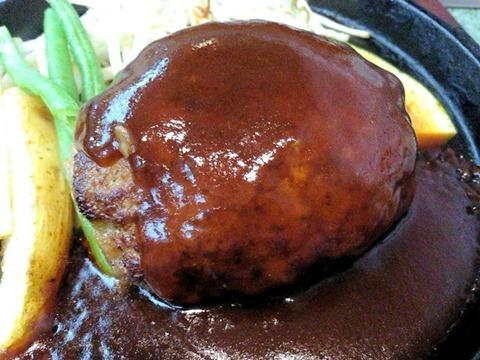 焼肉のむらやハンバーグ定食