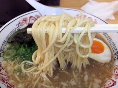 自家製麺ラーメン食堂・丸醤屋/濃厚魚介醤油ラーメン