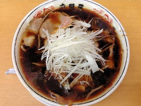 自家製麺醤油ラーメン 丸醤屋丸醤ブラック