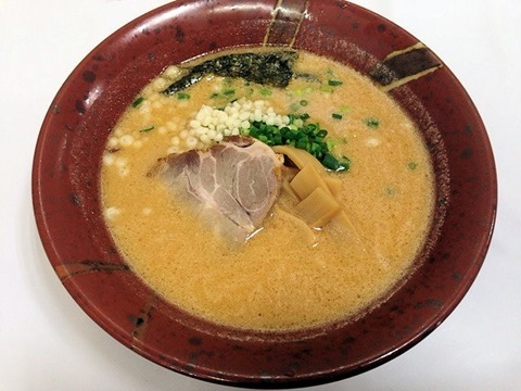 札幌麺料理みなみえびみそラーメン