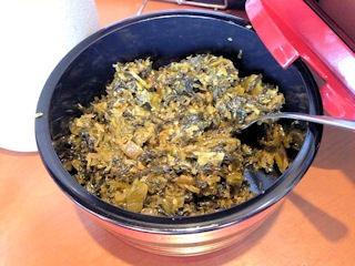 らー麺 藤平の高菜