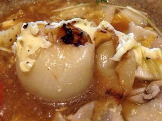 大戸屋ごはん処まるごと玉ねぎのスープ鍋定食