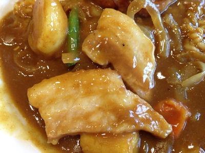CoCo壱番屋グランド・マザー・カレーwith半熟タマゴ鶏つくね