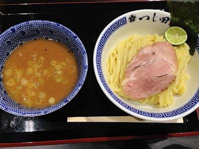つじ田濃厚つけ麺