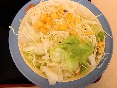 松屋生野菜