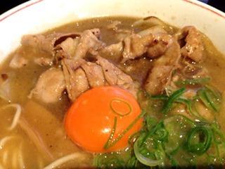 京都熟成細麺らぁ~めん京焼肉らぁ~めん