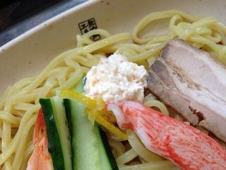 くら寿司冷やし中華はじめました
