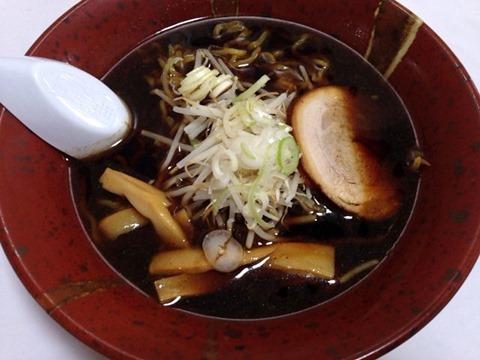 札幌 ラーメンTaka魚介醤油ラーメン