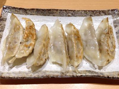横浜ラーメン一心家餃子