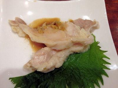 中國料理 雲水謡/大久保店セレクトセット/蒸鶏