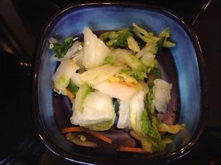 吉野家松茸牛丼セット