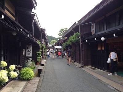 飛騨高山市内観光国史跡高山陣屋
