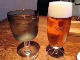 リストリアグランデアルベロ生ビール