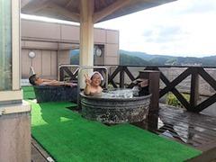 飛騨高山温泉ひだホテルプラザ温泉