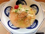 リンガーハット冷やしちゃんぽん 【白】白湯スープ