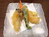 浜名湖鰻うな髙ひつまぶしミニ懐石季節の天ぷら盛りあわせ
