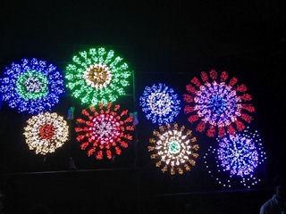 たかさご万灯祭2016夢の灯り会場高砂公園