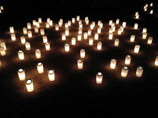 たかさご万灯祭2016和みの灯り会場高砂神社
