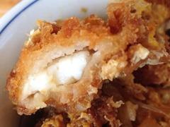 かつやサクサク牡蠣フライの海鮮合い盛り丼