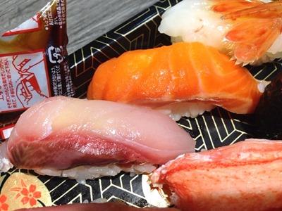 小樽千春鮨北海にぎり