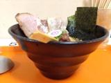 がちんこらーめん道柊豚骨醤油ラーメン3種の肉盛りセレブスペシャル
