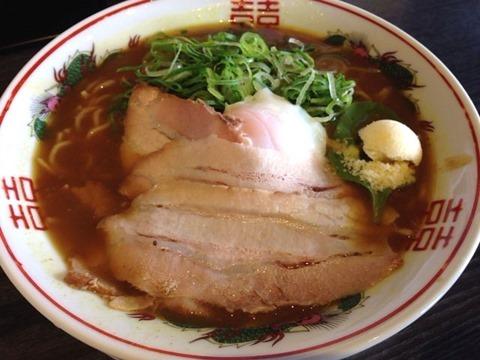 京都熟成細麺らぁ~めん京カレーらぁ~めん