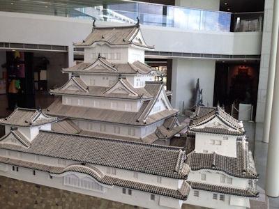 姫路城文化遺産登録記念日兵庫県立歴史博物館