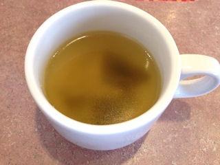 ガストライスセットの日替わりスープ