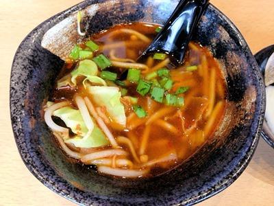 油そば専門店歌志軒台湾極みスープ