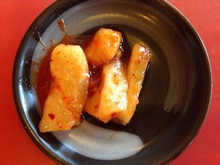 東麺房カクテキ