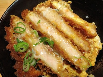 豚屋とん一熟成豚のかつ丼(並盛)