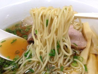 麺屋菜々兵衛中華そば醤油