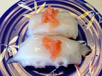 回転寿司海鮮三崎港北海柳たこ