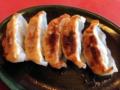 東麺房餃子
