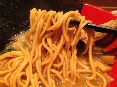 横浜ラーメン一心家元祖ラーメン(とんこつ醤油)