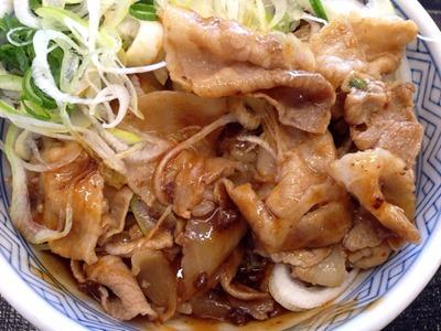 吉野家四川麻婆豚丼