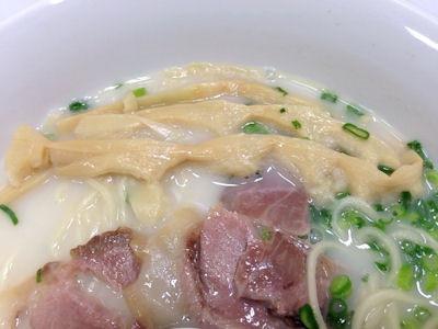 麺屋菜々兵衛(ななべえ)鶏白湯(塩)