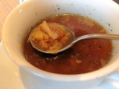 炭火焼ONE/加古川店のスープ