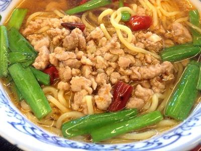 台湾料理龍祥回鍋肉ランチ