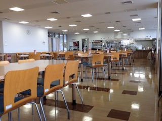 加古川総合庁舎食堂