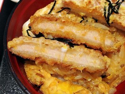 ごはんどき・エムズキッチンカツ丼