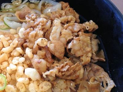 すき家ロカボ牛麺